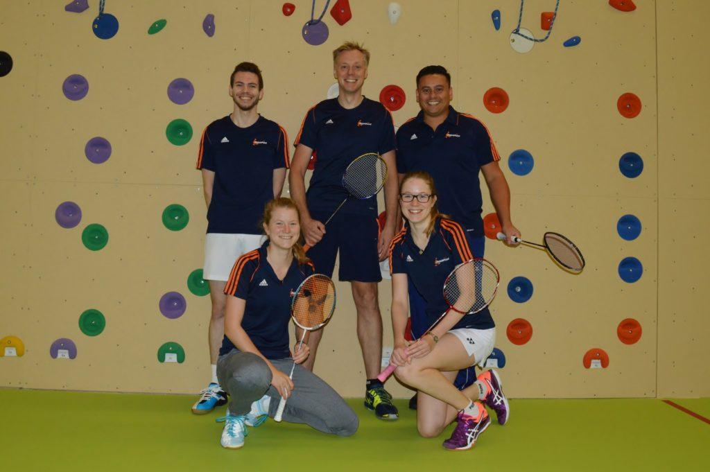 BV MatchPoint Team 1 2017-2018